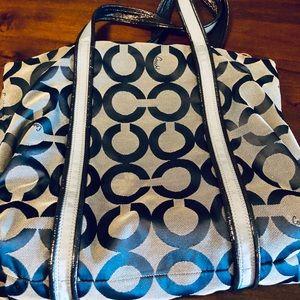Coach Bags - Authentic Blue Coach purse